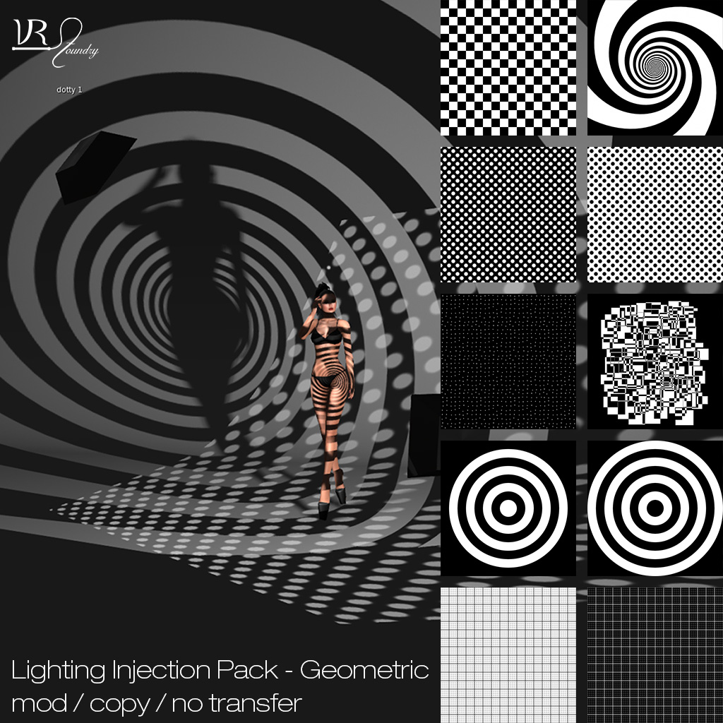 Lighting Pack - Geometric